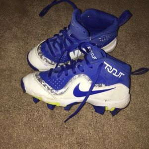 NIKE FASTFFLEX BASEBALL CLEATS BOYS
